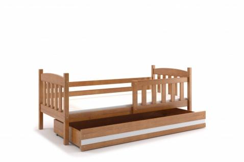 Betten 160 200 mit bettkasten g nstig online kaufen yatego - Kinderbett landhausstil ...