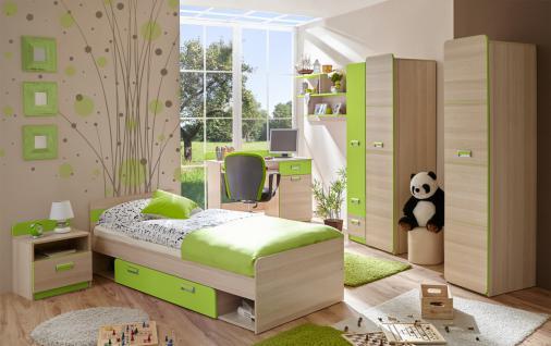 Jugendzimmer gr n g nstig online kaufen bei yatego for Jugendzimmer 6 teilig