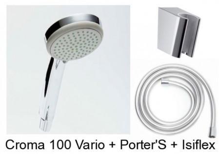 HG Brausset Croma 100 Vario/Porter'S Isiflex 160cm