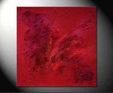 "Fiona Ritz ""RED"" Moderne Kunst, abstrakt"