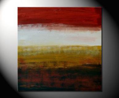 "Fiona Ritz ""GREEN LAND"" Moderne Kunst,"