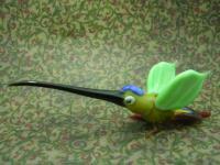 Vogel-Kolibri - Glastier