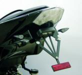 Lucas Kennzeichenhalter für Kawasaki Z 750 07-
