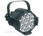 Power LED Studio PAR-Spot 72W RGB