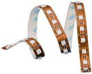 LED-Streifen IP65 wasserdicht, flexibel, weiß pro Meter