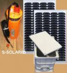 Solar Brunnenpumpe 30m 600 L/h