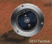 LED Bodeneinbauleuchte Solar