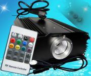 LED Lichtgenerator für Glasfasern 30W RGB