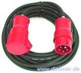 CEE 5-Pol Verlängerung 16A 25m IP67 2, 5mm²