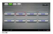 Wand Lichtsteuerung DMX 36-Kanal Touchpanel