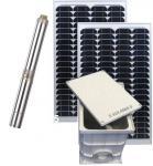 Solarpumpe für Tiefbrunnen 60m 10 Bar 2700 L/h