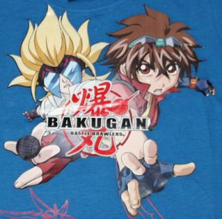 Bakugan Kinder T-Shirt - Vorschau 2