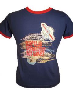 Kinder KiteSurf T-Shirt B-ESSENTIAL