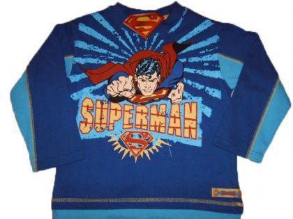 Superman Kinder Sweatshirt Pullover - Vorschau 1