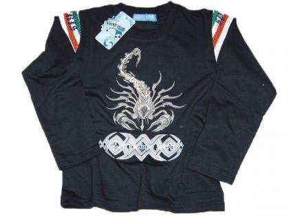 Skorpion Kinder Sweatshirt Pullover