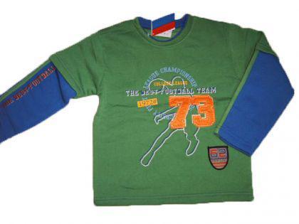Football Kinder Pullover Sweatshirt - Vorschau 2