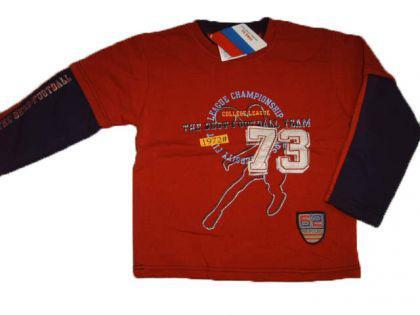 Football Kinder Pullover Sweatshirt