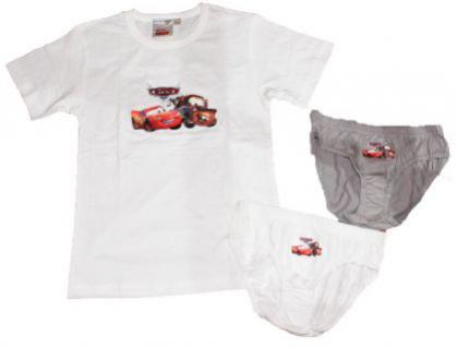 Cars Kinder Unterwäsche Set - Vorschau 1