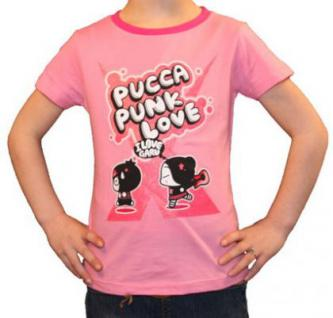 Pucca Kinder T-Shirt 1