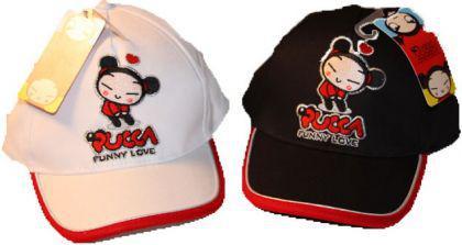 Pucca Kinder Basecap Cap Mütze