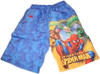 Spiderman Kinder Badeshort Badehose 4