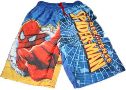 Spiderman Kinder Badeshort Badehose 3