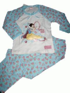 Disney Princess Kinder Pyjama Schlafanzug