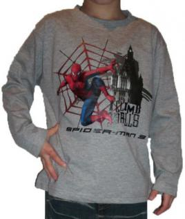 Spiderman Kinder Sweatshirt Pullover - Vorschau 1