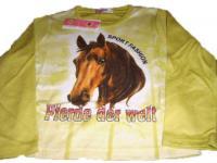 Pferde Kinder Sweatshirt Pullover DIVA