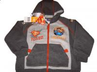 Superman Kinder Sweatjacke Jacke