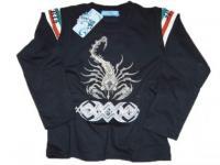 Skorpion Kinder Sweatshirt Pullover