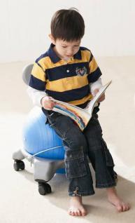 BALLSTUHL Bürostuhl Gymnastikball für Kinder