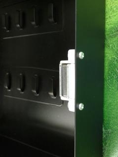 Schlüsselkasten Schlüsselbox aus EDELSTAHL mit Magnetverschluß - Vorschau 5