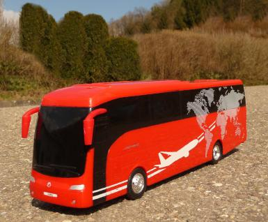 Spielzeug BUS IVECO in 1:43