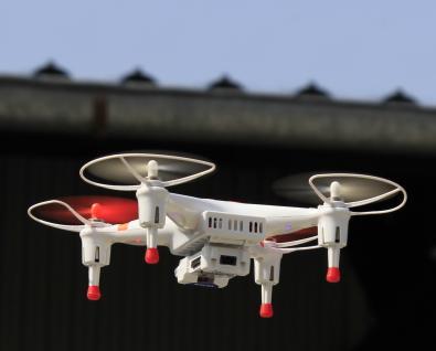 rc ufo quadrocopter drohne mit video kamera ferngesteuert 2 4ghz kaufen bei wim shop. Black Bedroom Furniture Sets. Home Design Ideas