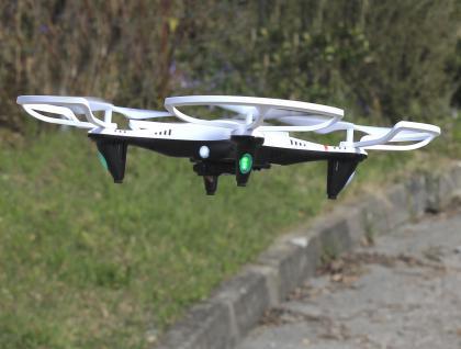 RC MAXI UFO Quadrocopter Drohne mit VIDEO KAMERA Ferngesteuert 2, 4GHz
