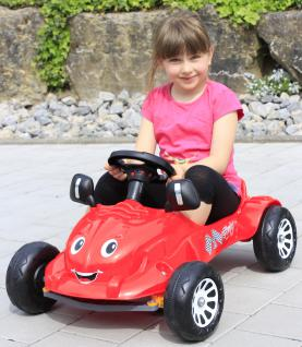 Tretfahrzeug Tretauto HERBY-CAR für Kinder ab 3 Jahren in TOP QUALITÄT - Vorschau 1