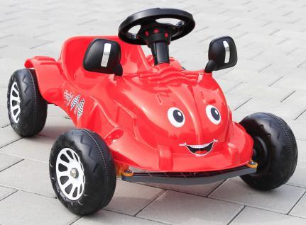 Tretfahrzeug Tretauto HERBY-CAR für Kinder ab 3 Jahren in TOP QUALITÄT - Vorschau 2