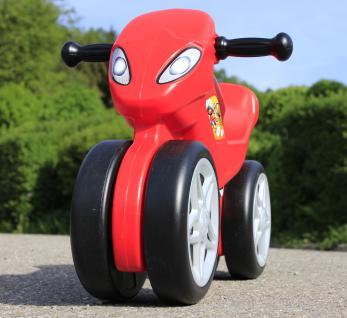 Kinder LAUFRAD MOTORRAD 66cm mit SOUND bis 50Kg belastbar in TOP QUALITÄT - Vorschau 2