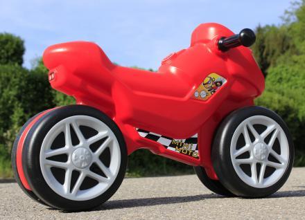 Kinder LAUFRAD MOTORRAD 66cm mit SOUND bis 50Kg belastbar in TOP QUALITÄT - Vorschau 4