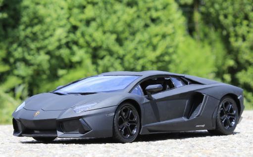 "RC Lamborghini AVENTADOR mit AKKU + LICHT 34cm ""Ferngesteuert 2, 4GHz"""