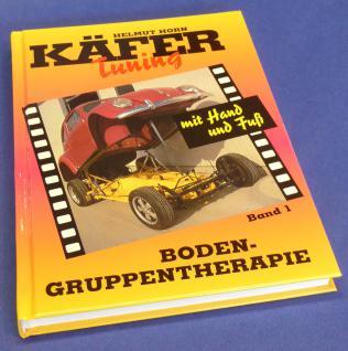"VW Käfer BUCH ""Tuning Bodengruppentherapie"" - Vorschau 1"