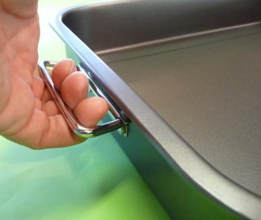 Auflaufform Back - Bratform 42 x 30, 5cm CARBON-STAHL ANTIHAFTBESCHICHTET - Vorschau 3