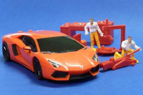 Mechaniker figuren boxengasse zubeh r set f r carrera for Top deko shop