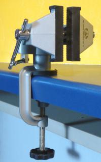Mini Schraubstock drehbar um 360° TOP Qualität - Vorschau 4