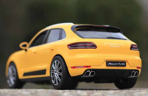 rc porsche macan turbo mit licht l nge 32cm ferngesteuert 40mhz kaufen bei wim shop. Black Bedroom Furniture Sets. Home Design Ideas