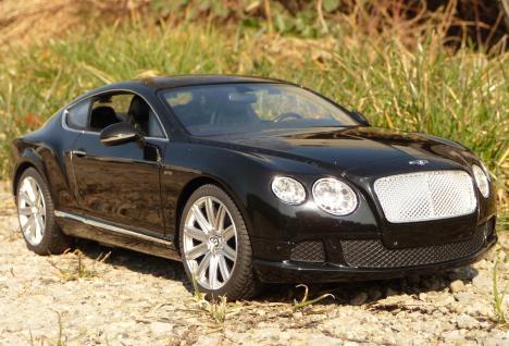 "RC BENTLEY Continental GT-Speed Länge 35cm ""Ferngesteuert 27MHz"""