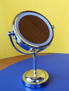 kosmetikspiegel mit led beleuchtung kaufen bei wim shop. Black Bedroom Furniture Sets. Home Design Ideas