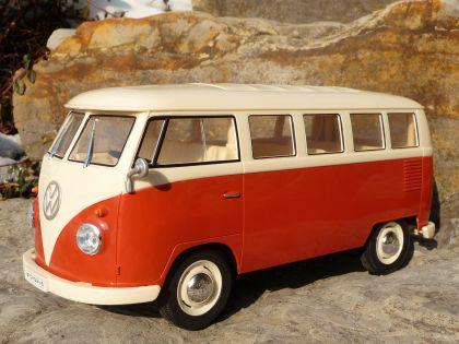 "RC Modell VW BUS T1 Classic mit LICHT 26cm 27MHz ""Ferngesteuert"""