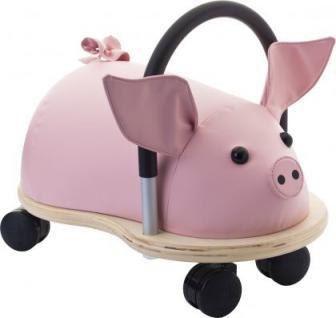 Wheely Bug Rutschauto Rutscher Mini Schwein - Vorschau